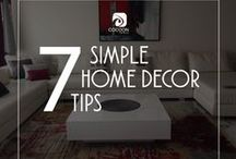 7 Simple Home Decor Tips