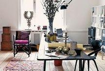 Interior design / living, spaces, interior, design, furniture, stile