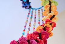 Mimos de crochê ,trico, etc... / Flores de crochet
