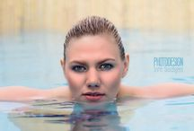 Pool Shooting / Ein interessantes Shooting in einem Pool