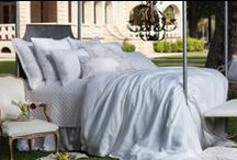 Marrakech White with White / The Marrakech White with White bedding collection from Lili Alessandra's 2015 catalogue