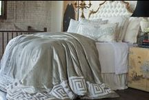 Onasis Silver with White / The Onasis Silver with White bedding collection from our 2015 catalogue
