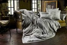 Vendome Taupe / The Vendome Taupe bedding collection from Lili Alessandra's 2015 catalogue