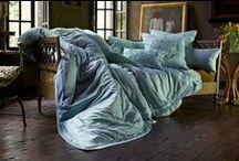 Vendome Seafoam / The Vendome Seafoam bedding collection from Lili Alessandra's 2015 catalogue