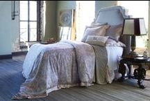Mackie Taupe with Blush / The Mackie Taupe with Blush bedding collection from Lili Alessandra's 2015 catalogue