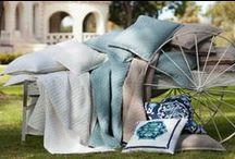 Emily Diamond Quilted / The Emily Diamond Quilted coverlets and bedspreads collection from Lili Alessandra's 2015 catalogue