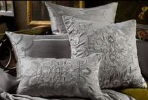 Morocco S&S Decorative Pillows / The Morocco S&S collection of decorative pillows from Lili Alessandra's 2015 catalogue.