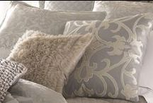 CoCo Decorative Pillows / The CoCo collection of decorative pillows from Lili Alessandra's 2015 catalogue.