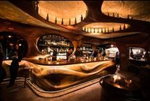 INTERIOR DESIGN   Bars & Restaurants