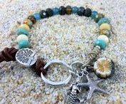 Bracelets / Always unique, always one-of-a-kind handcrafted bracelets www.tropicallyinclined.com https://www.tropicallyinclined.com/collections/bracelets-1