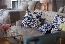 Lili Alessandra Outlet Store Product Photos - April 2016 / Lili Alessandra Luxury Fine Linens up to 70% Off retail prices. Photos taken at Lili Alessandra Home by Jason Risner in April 2016.