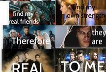 Reasons why I have no life / Just fandoms in general.