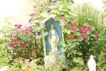Prayer Gardens, Wayside Shrines and Grottos