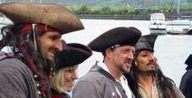 Pirate Festivals / Pirate festivals and location