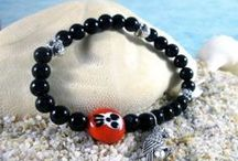 Children's Bracelets / Bracelets for children and teens www.tropicallyinclined.com https://www.tropicallyinclined.com/collections/childrens-bracelets