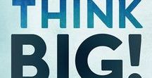 Think Big! / This self-development book offers practical steps to consciously create a life of rewarding challenge, fulfillment, and achievement.