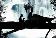 """Mystical Art / """"Imagination is the true magic carpet."""" -Norman Vincent Peale"""