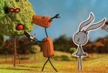 artystyczne animacje / Animacje - różne techniki; artystyczne, kreatywne, autorskie.
