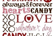 Be My Valentine / by Kathy Bruner
