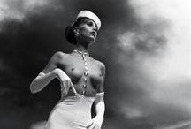 Black and white nu / Aleksey Marina photography. Calendars project. Чёрно-белые эротические фотографии для календарей компаний.