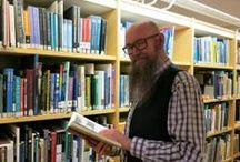 Vierailuja kirjastossamme