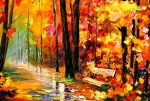 My favourites by Afremov