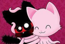 Kittehs / Cute kittens  / by Annie Beery