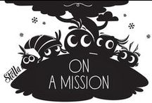 On A Mission / by Angry Birds Stella and Friends