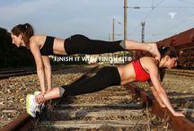 FINISH FIT® MOTIVATION /  #Battle Breast Cancer and #FinishFit