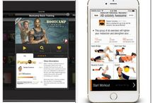 FINISH FIT® FITNESS APP / You are mobile, and so is Finish Fit®. Now you can take for Finish Fit® Personal trainer or Finish Fit® Boot Camp with you no matter where you go.