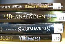 Pinorunoja / Kirjojen nimistä kertomuksia, tarinointa ja hassuja juttuja