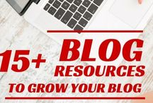 Website preparation / Please feel free to add any blogging pins specifically for preparing a blog!