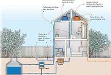 Arquitetura - Instalações / Instalações elétricas, hidráulicas, etc