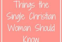 Things the Single Christian Woman Should Know / This group board is for bloggers who encourage single women. To join this board, please follow me and message me or email me at alishadblue@gmail.com to request invite. Contributors may pin up to 5 pins a day of your own content. Vertical images only. Christian blogging posts. No duplicates in the same day.  #singleness #christiansingle #christiansinglewoman #christiansingleness