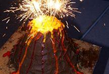 Anniversaire Volcanique