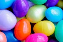 Easter / Colorful creations that will add flare to your Easter Sunday! / by Marley Majcher