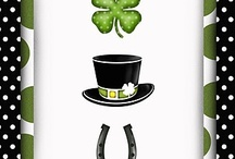 Luck-O-The-Irish St. Patrick's Day  / by Christine Cline Mushet