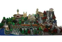 LEGO, LEGO AND MORE LEGO  / I love building with LEGO / by Cory Holko