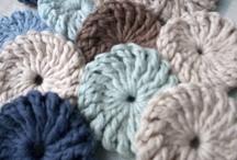 Crochet & knit / by Inge Parsons