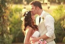 Wedding Ideas (Every girl plans this...since like...8 years old.) / by Amanda