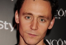 I have an obsession with Tom Hiddleston / by Becca Coy