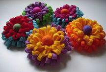 DIY flowers / by Annie Wong