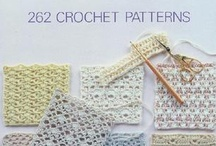 Crafts-Knitting&Crochet / All Things Made with Yarn or about Yarn. / by Susie Damm Wier Zanco