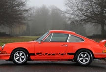 "Porsche # 4 / ""Porsche....There is no substitute"" / by Mick Morris"