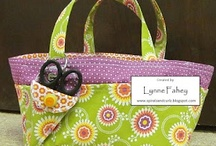 My Sewing creations / Tote Bags created by me.