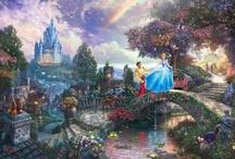 I'm Dreaming of Disney!  / by Christine Cline Mushet