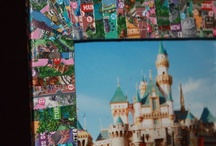Disney Crafts and Scrapbook ideas / by Nicole Gira