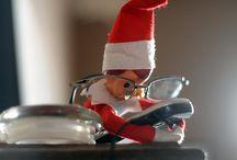 Elf On the Shelff / by Layni Trosclair