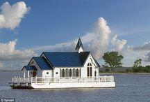 Churches, Chapels / by Glendene So