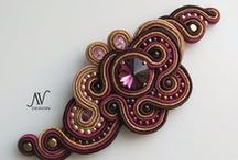Soutache Jewellery / by Annie Wong